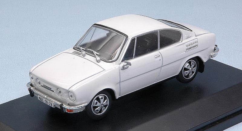 Skoda 110R Coupe 1980 (White) by abrex