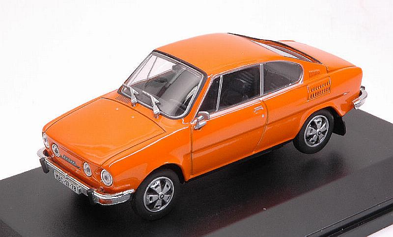 Skoda 110R Coupe 1980 (Orange) by abrex