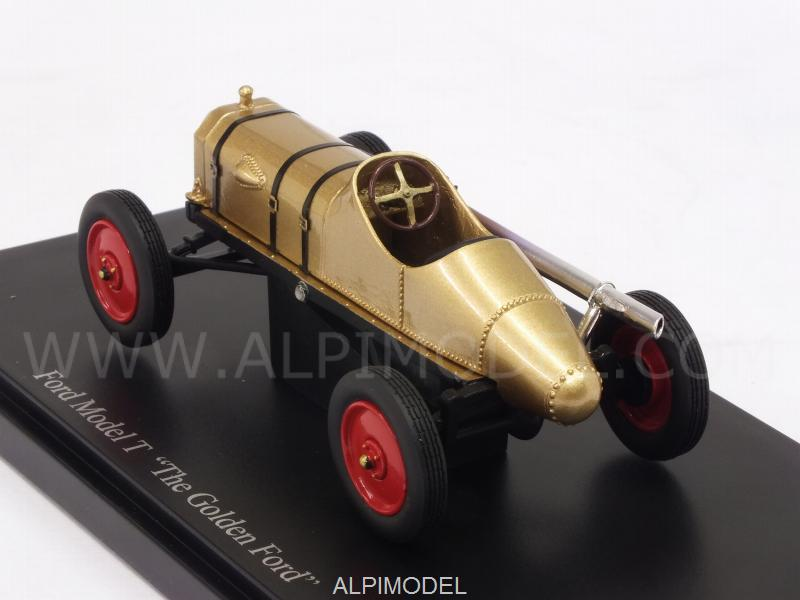 Ford Model T 'The Golden Ford' 1911 - auto-cult