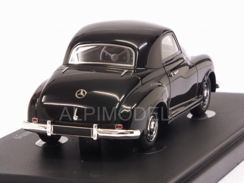 Mercedes 1,2L Prototype 1948 (Black) - auto-cult