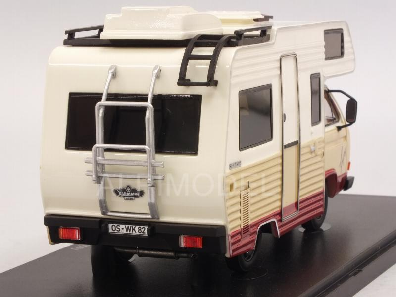 Volkswagen T3 Karmann Gipsy Camping Van 1983 (White) - auto-cult