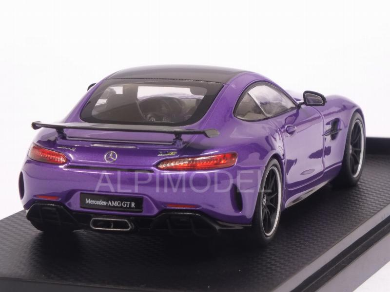 Mercedes AMG GT R 2017 (Sky Purple) - almost-real