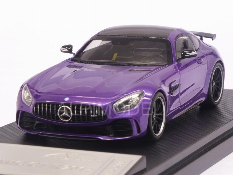 Mercedes AMG GT R 2017 (Sky Purple) by almost-real