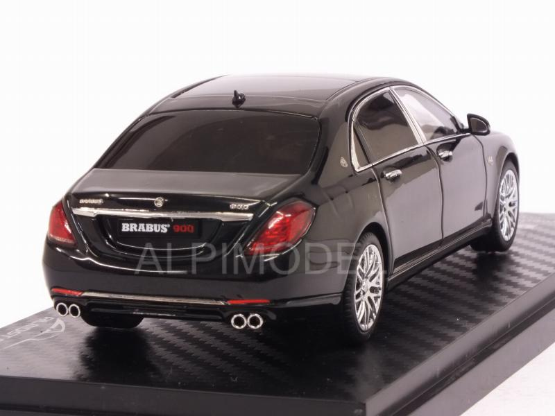 Brabus 900 Mercedes Maybach S-Class 2016 (Obsidian Black - almost-real