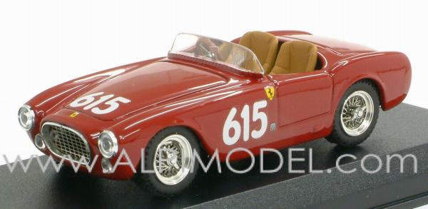 Ferrari 225 S Mille Miglia 1952 Marzotto - Marini by art-model