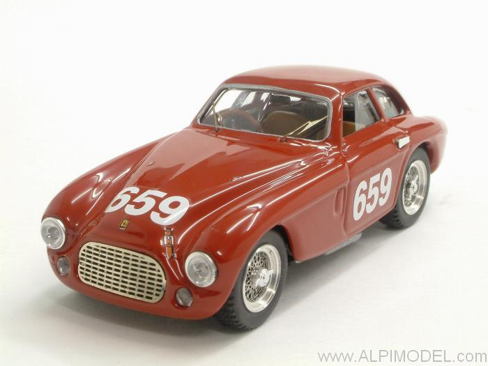 Ferrari 166 MM Coupe #659 Mille Miglia 1950 Cornacchia - Mariani by art-model