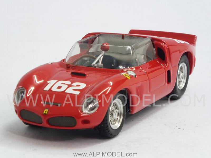 Ferrari Dino 246 SP #162 Winner Targa Florio 1961 Von Trips - Gendebien by art-model