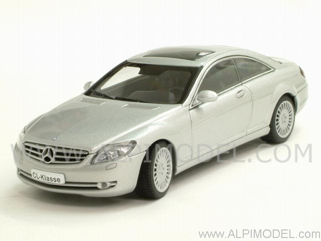 Mercedes CL-Class 2006 (Silver) by auto-art