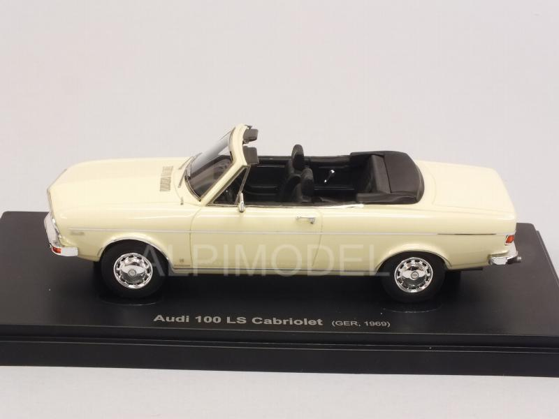 Audi 100 LS Cabriolet 1969 (Ivory) - avenue-43