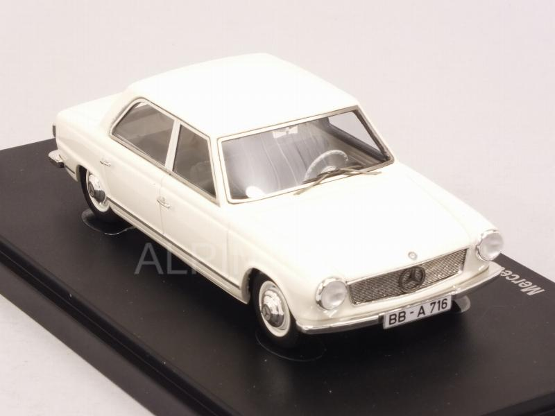 Mercedes W118/W119 Prototype 1960 (White) - avenue-43