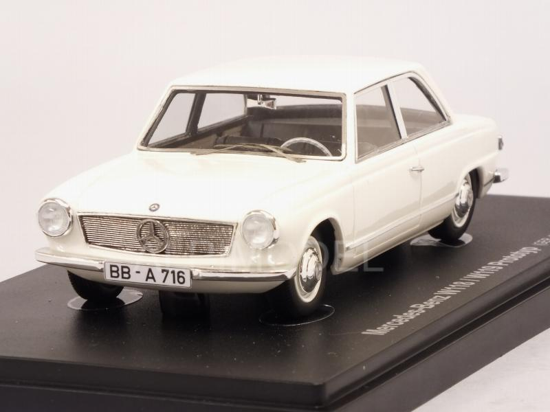 Mercedes W118/W119 Prototype 1960 (White) by avenue-43