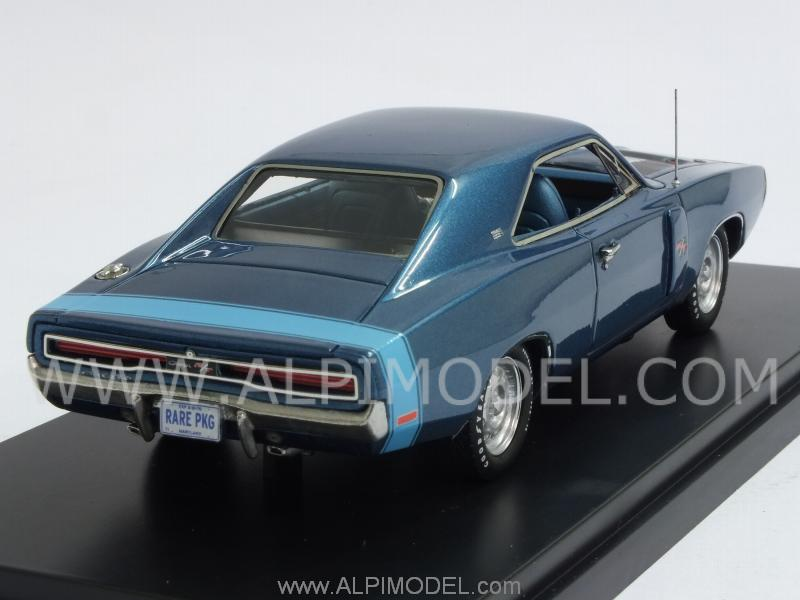 Dodge Charger R/T 1970 (Blue Metallic) - auto-world
