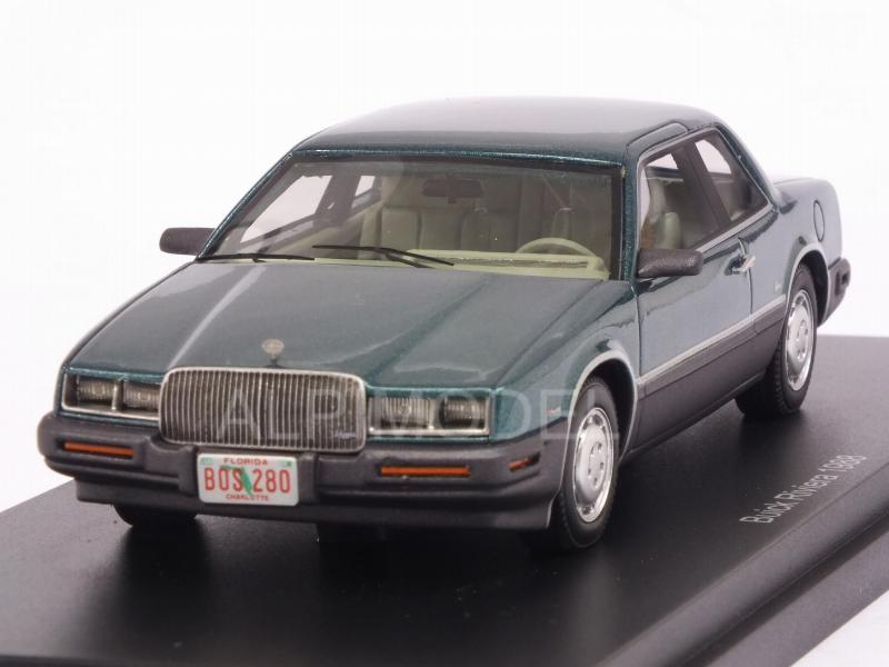 Buick Riviera 1988 (Green Metallic) by best-of-show