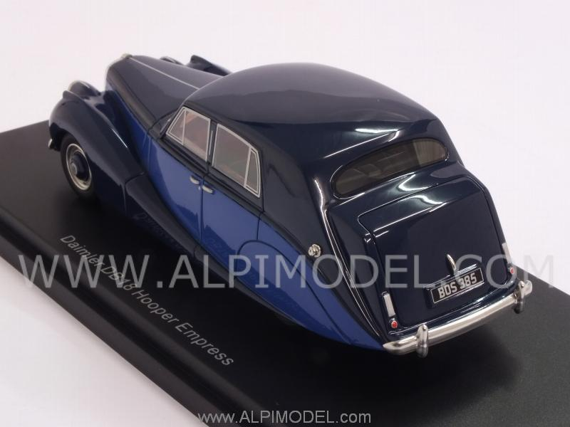 Daimler DB18 Hooper Empress (Blue/Black) - best-of-show