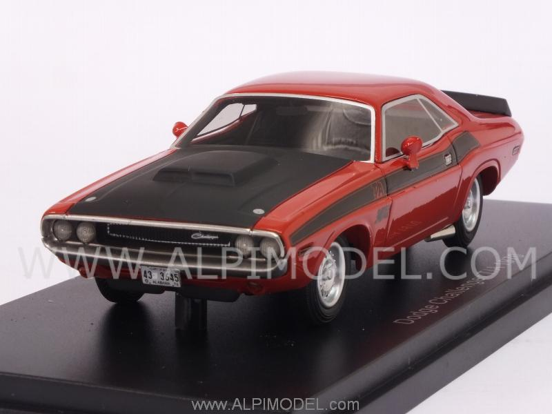 Dodge Challenger T/A 1970 (Red) by best-of-show