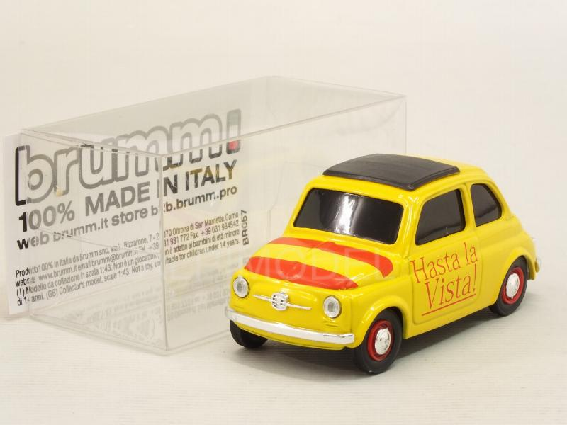 Fiat 500 Brums ESPANA by brumm