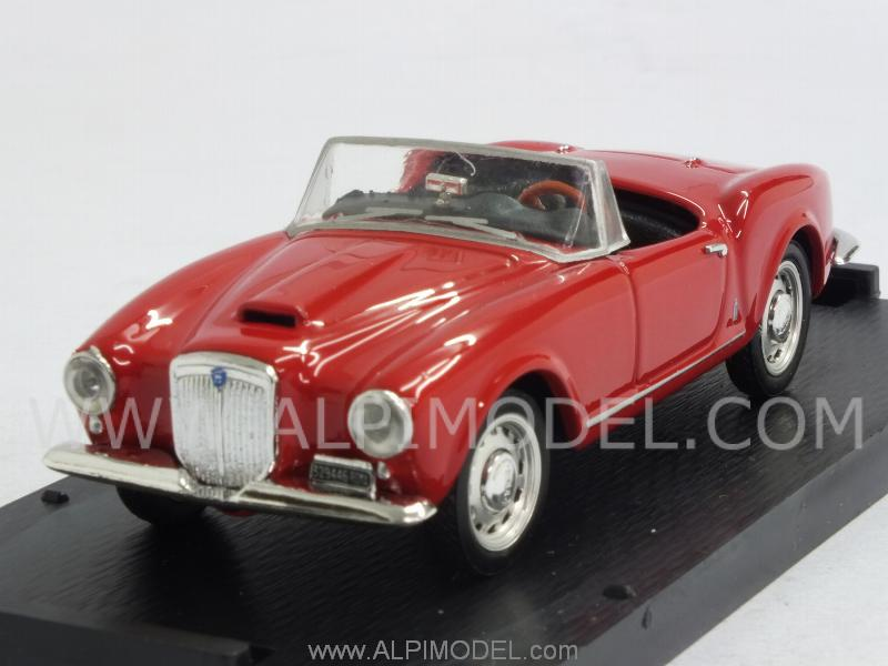 Lancia Aurelia B24 Spider open 1955 (red) by brumm