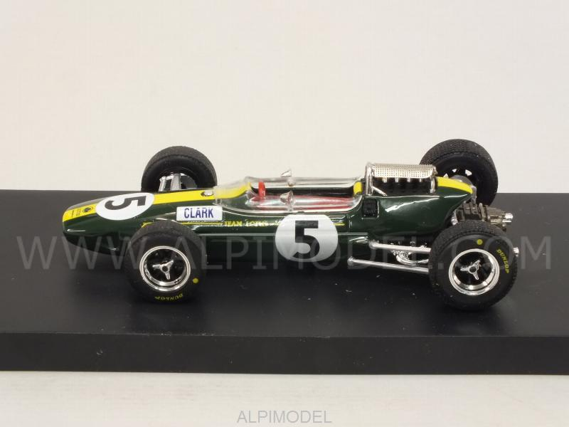 Lotus 33 #5 Winner British GP 1965 Jim Clark - brumm
