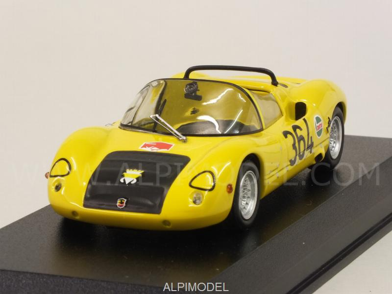 Abarth 1000 SP #364 Rovereto-Asiago 1971 M.Baldo by best-model