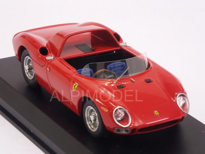 Ferrari 250 LM Spider 1965 Prova - best-model