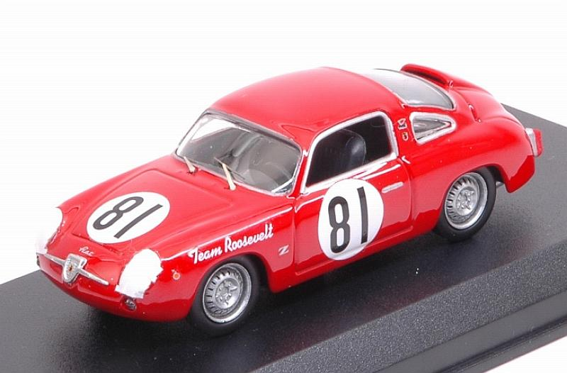 Fiat Abarth 750 #81 SCCA Nat.Cumberland 1959 Duncan Black by best-model