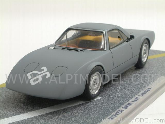 Rover BRM #26 Le Mans Test 1964 by bizarre