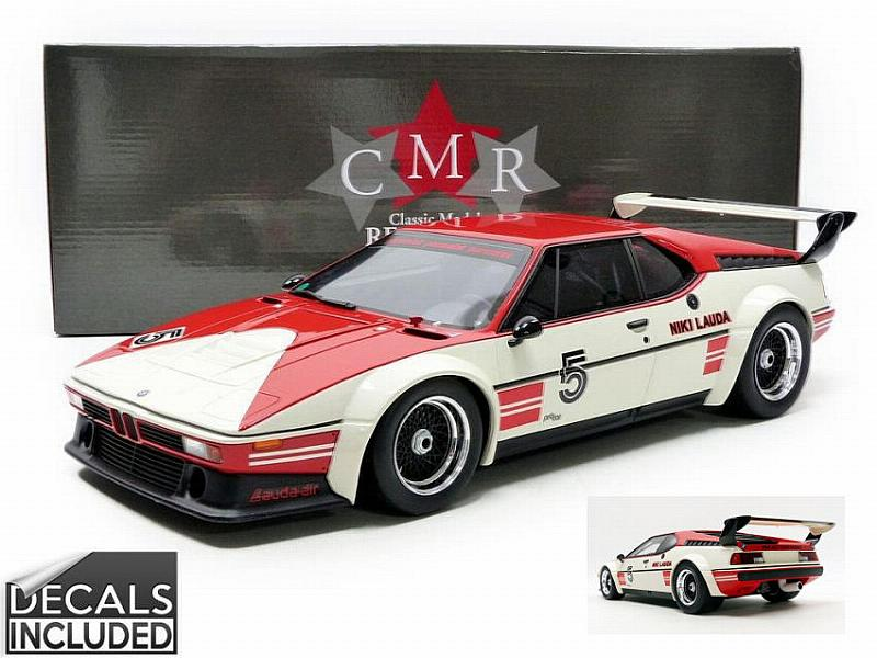 BMW M1 Procar #6 Winner Procar Series 1980 Nelson Piquet by cmr