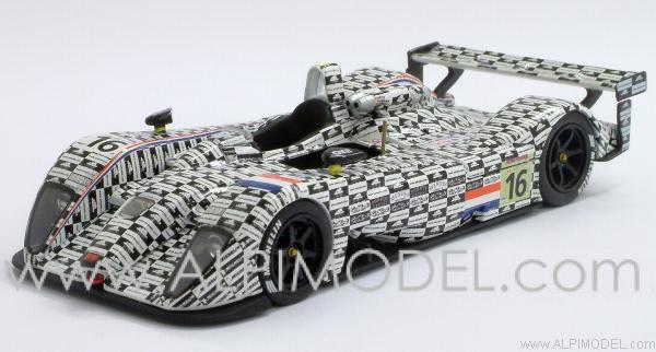 Dome S101 #16 Racing for Holland Le Mans 2003 Ortiz - Gabbiani - Gommendy by ebbro