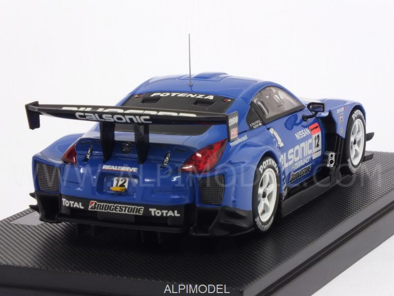 Nissan 350Z Calsonic Inpul #12 SuperGT 2006 - ebbro