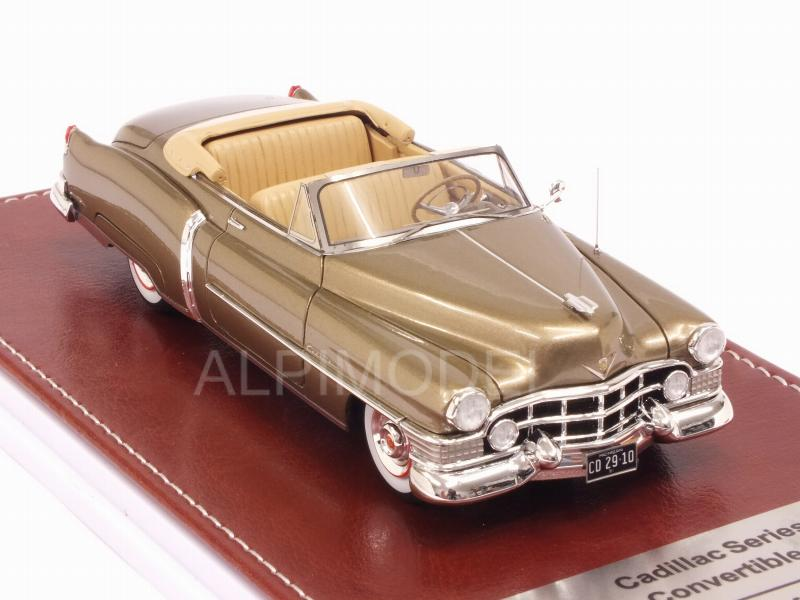 Cadillac Series 62 Convertible 1951 (Tuxon Beige Metallic) - great-iconic-models