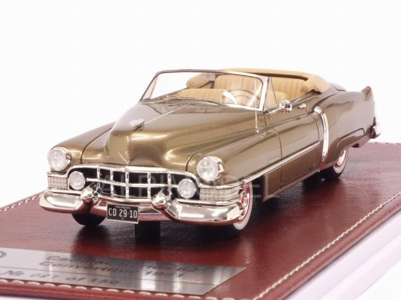 Cadillac Series 62 Convertible 1951 (Tuxon Beige Metallic) by great-iconic-models