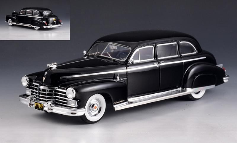Cadillac Fleetwood 75 Limousine 1947 (Black) by glm-models