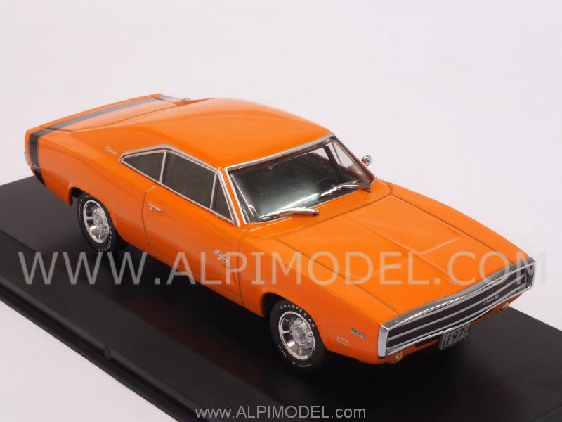 Dodge Charger R/T 1970 Doge Scat Pack Club - greenlight