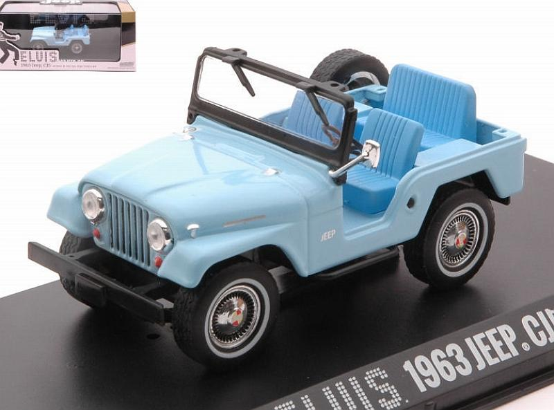 Jeep CJ5 Elvis Presley 1963 (1965 Film 'Tickle Me') by greenlight