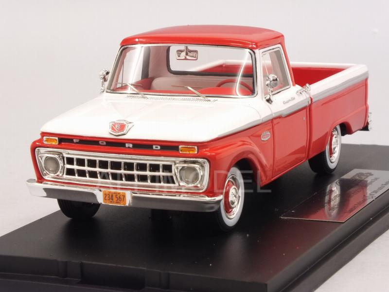Ford F-100 PickUp 1965 (Rangoon Red) by goldvarg