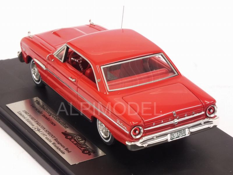 Ford Falcon Sprint 1963 (Ranggon Red) - goldvarg