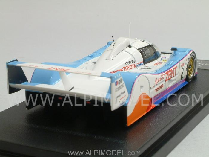 Toyota TS010 #8 Le Mans 1992 Lammers - Wallace - Fabi - hpi-racing