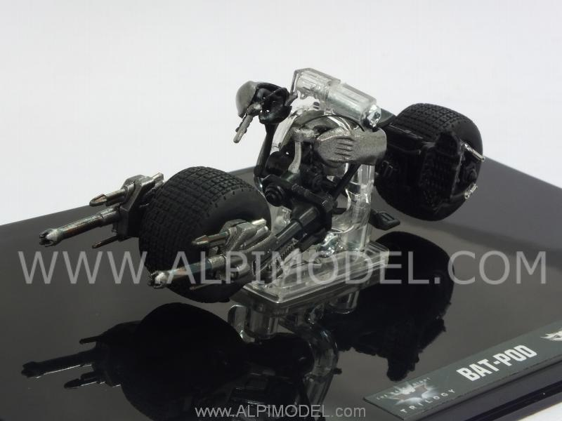 BAT-POD The Dark Knight Trilogy by hot-wheels