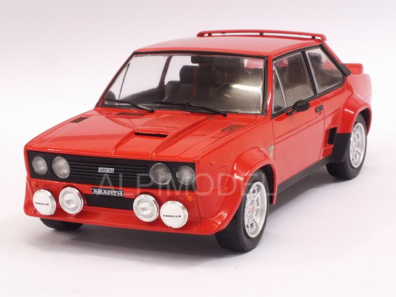 Fiat 131 Abarth 1980 (Red) by ixo-models