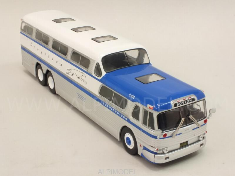 Greyhound Scenicruiser Bus 1956 - ixo-models