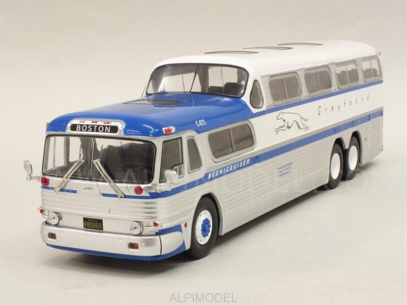 Greyhound Scenicruiser Bus 1956 by ixo-models