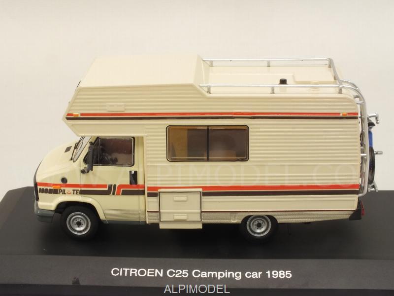 ixo models cac001 citroen c25 camping car 1985 1 43. Black Bedroom Furniture Sets. Home Design Ideas