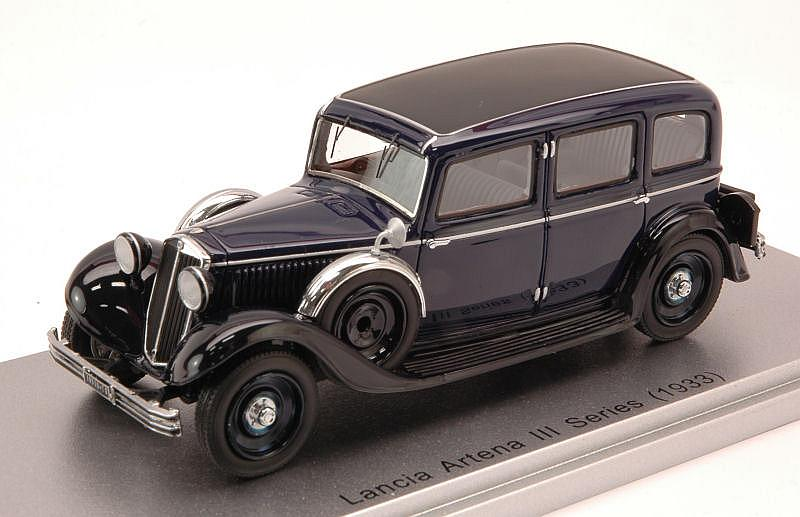 Lancia Artena III Series 1933 (Blue/Black) by kess