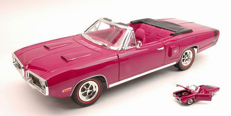Dodge Coronet 1970 Purple by lucky-die-cast