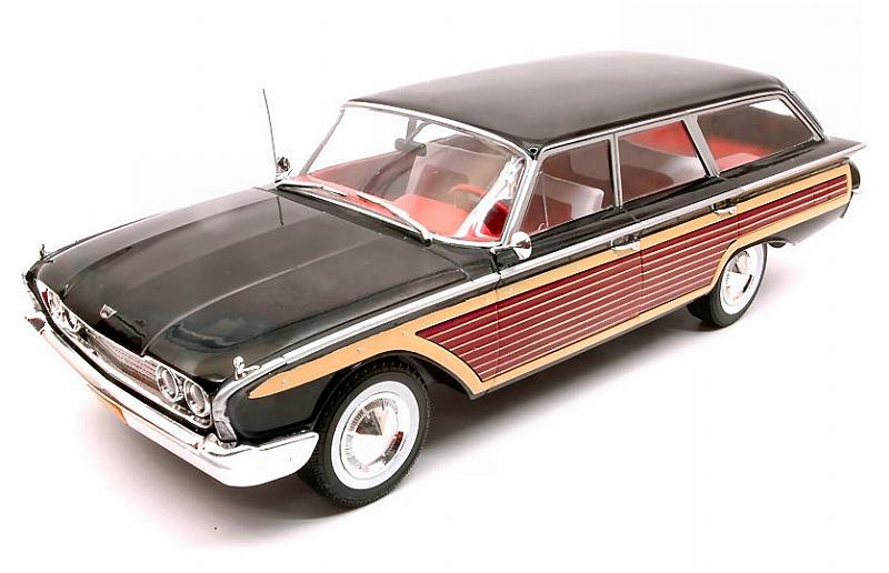 Ford Country Squire 1960 Wooden/Black by mcg