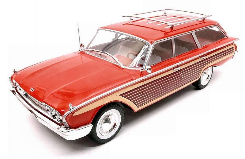 Ford Country Squire 1960 Wooden/Red by mcg