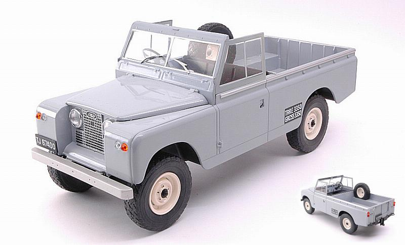Land Rover 109 PickUp Serie II Grey by mcg