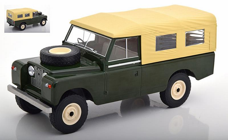 Land Rover 109 PickUp Serie II Dark Green by mcg