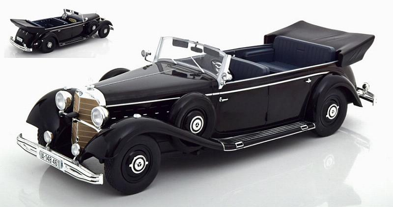 Mercedes 770 (W150) Convertible (Black) by mcg