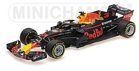 Red Bull RB14 2018 Daniel Ricciardo by minichamps